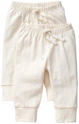 Gap Organic banded pants (2-pack)