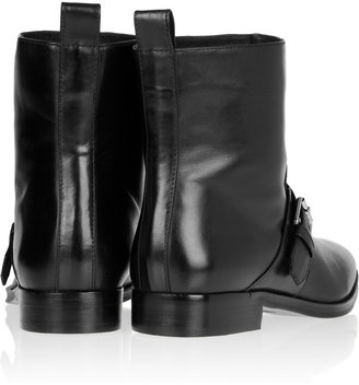 Kenzo Leather ankle boots