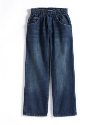 Charlie Rocket Boys 2-7 Cotton Denim Jeans