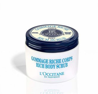 L'Occitane en Provence - 'Shea Butter' Ultra Rich Body Scrub 200Ml