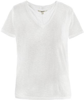 J Brand Janis V-neck T-shirt