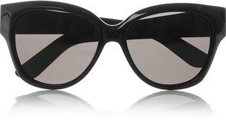Saint Laurent D-frame acetate sunglasses
