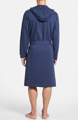 HUGO BOSS 'Innovation 2' Hooded Robe