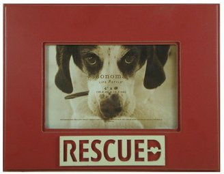 """Sonoma life + style ® """"rescued"""" 4"""" x 6"""" frame"""