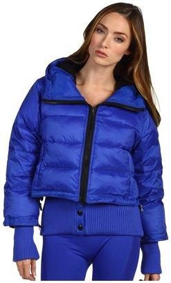 adidas by Stella McCartney Wintersports Performance Padded Jacket X51726 (Cobalt) - Apparel