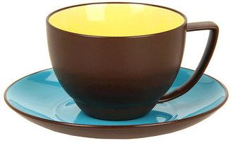 Waechtersbach Set of 4 Coffee Cups & Saucers Duo