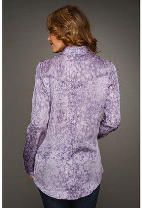 Calvin Klein Jeans Habutai Draped L/S Woven Shirt