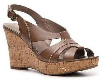 Franco Sarto Cadmus Wedge Sandal