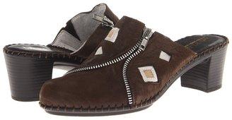 La Plume Misty Tail (Brown) - Footwear