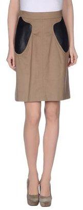 Marios Schwab Knee Length Skirts