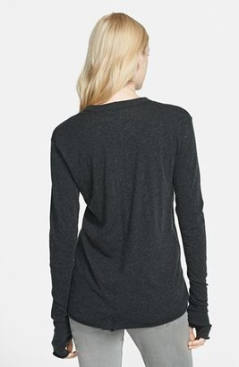 Enza Costa Cotton & Cashmere Tee