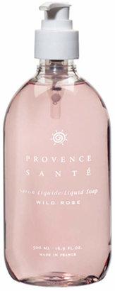Provence Sante Wild Rose Liquid Soap by 16.9oz Liquid Soap)