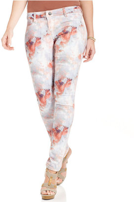 Calvin Klein Jeans Petite Jeans, Ultimate Skinny Printed
