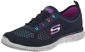 Skechers Sport Women's Harmony Fashion Sneaker $75 thestylecure.com