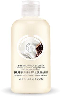 The Body Shop Mini Coconut Shower Cream