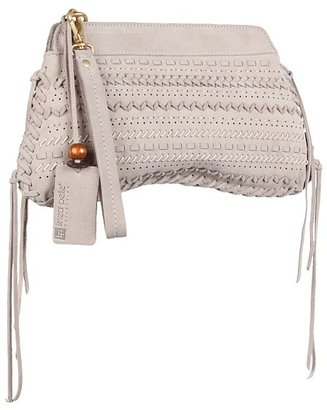 Linea Pelle Bo Clutch (Taupe) - Bags and Luggage