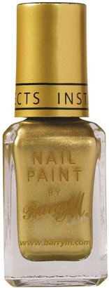 Barry M Instant Nail Effects Gold Foil 319