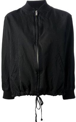 Comme des Garcons lightweight bomber jacket