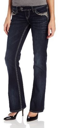 Silver Jeans Juniors Tuesday Bootcut Jean