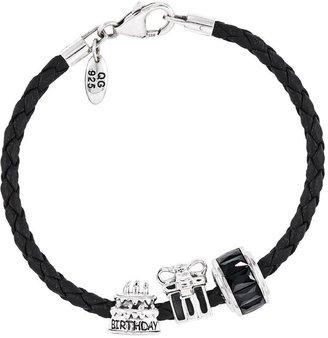 Prerogatives Sterling Birthday Bead Bracelet Set