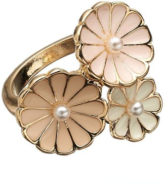Lauren Conrad flower ring