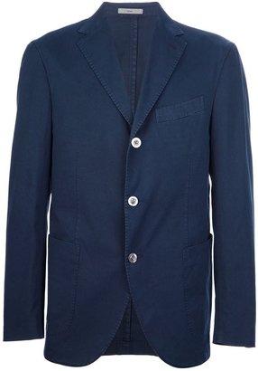 Boglioli three button blazer
