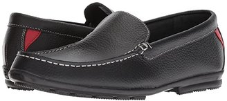 Foot Joy FootJoy Club Casual Loafer (Black) Men's Golf Shoes