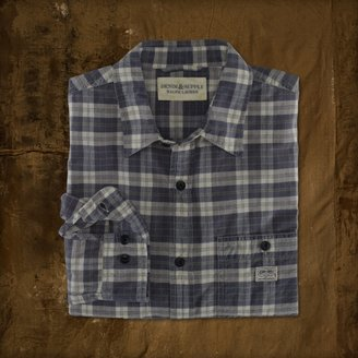 Denim & Supply Ralph Lauren Quinn Plaid Shirt