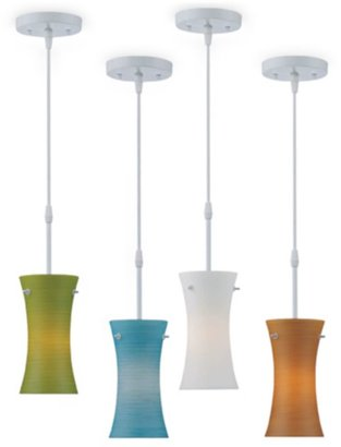 Lite Source Dulce Pendant Lamp in Lime