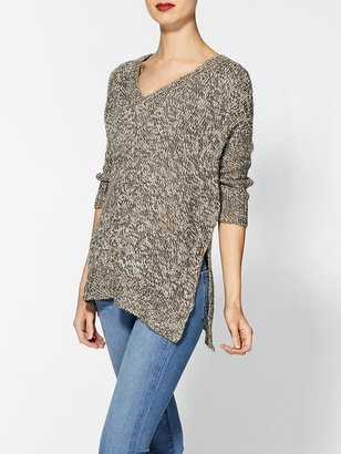 Timberland RD Style Loose V-Neck Sweater