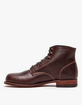 Wolverine 1000 Mile Boot In Brown