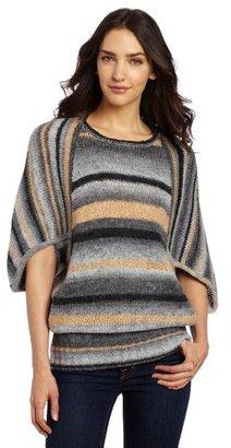 Annalee + Hope Women's Striped Elissa Sweater