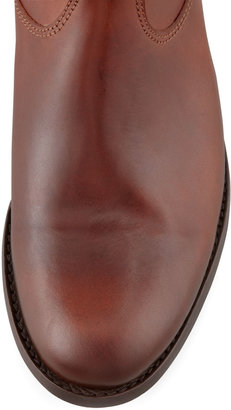 Frye Melissa Zip Riding Boot, Cognac