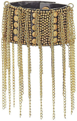 Topshop Hanging Chains From Strap