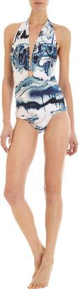 Jean Paul Gaultier Graffiti Swimsuit