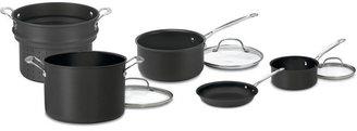 Cuisinart Chefs Classic 8-Piece Non-Stick Hard Anodized Cookware Set