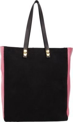 Marni Turn Lock Detailed NorthSouth Tote