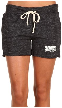 Ward's Boxing Club NYC - Sucker Punch Short (Go the distance Grey) - Apparel
