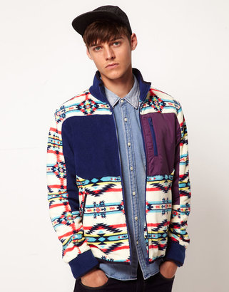 Asos Fleece Jacket