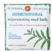 Auromere Ayurvedic Herbomineral Mud Bath