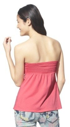 Mossimo Juniors Sweetheart Tube Top - Assorted Colors