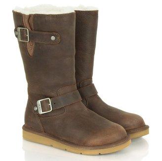 UGG 5678 Toast Kensington Womens Calf Boot