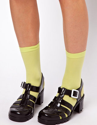 Asos 45 Denier Ankle Socks