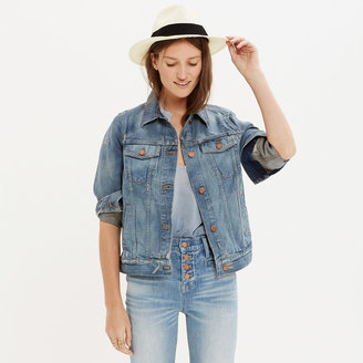 The Jean Jacket in Ellery Wash $118 thestylecure.com