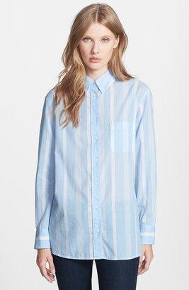 Equipment 'Margaux' Stripe Cotton Shirt