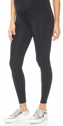 David Lerner Maternity Leggings $110 thestylecure.com