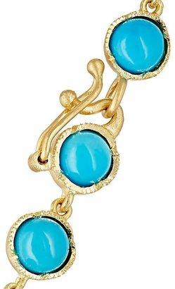 Irene Neuwirth Women's Gemstone Round-Link Bracelet