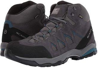 Scarpa Moraine Mid GTX (Grey/Lake Blue) Men's Shoes
