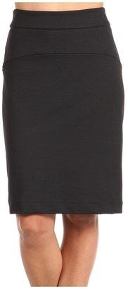 MICHAEL Michael Kors Petite Pencil Skirt (Black) - Apparel