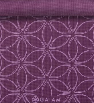 Gaiam Flower of Life Yoga Mat (3mm)